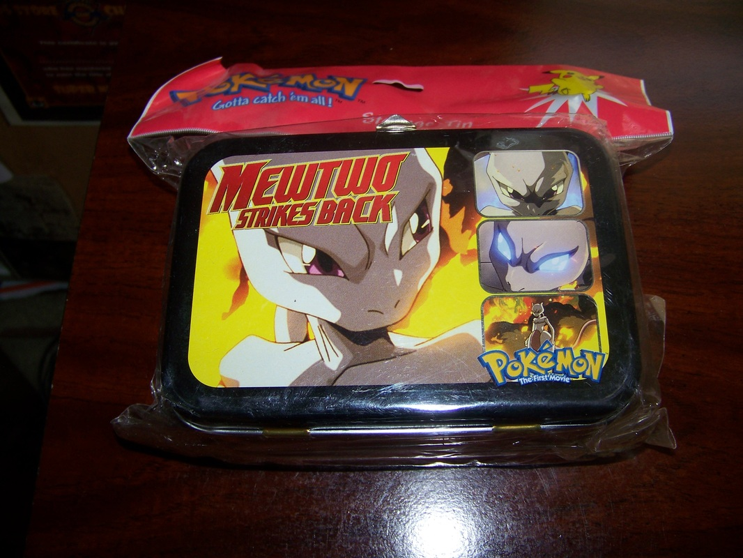 STATIONERY CASE [MEWTWO STRIKES BACK