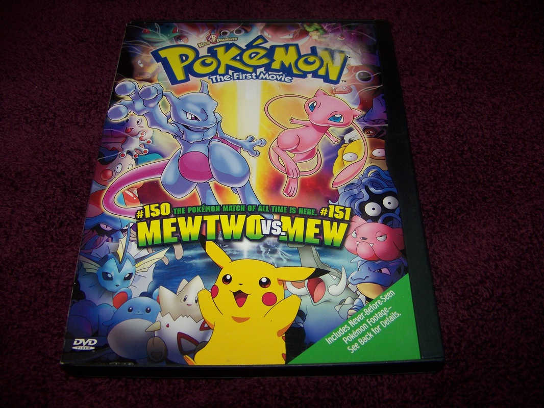 Mewtwo Cds Dvds Books Etc The Mewtwo Codex